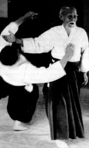 The founder of Aikido, Morihei Ueshiba History