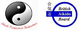 members of British Aikido Board & Aikido Research Federation Logo