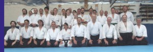 Summer School 2015 West Midlands Aikido Association held at Walsall Wood Aikido Club